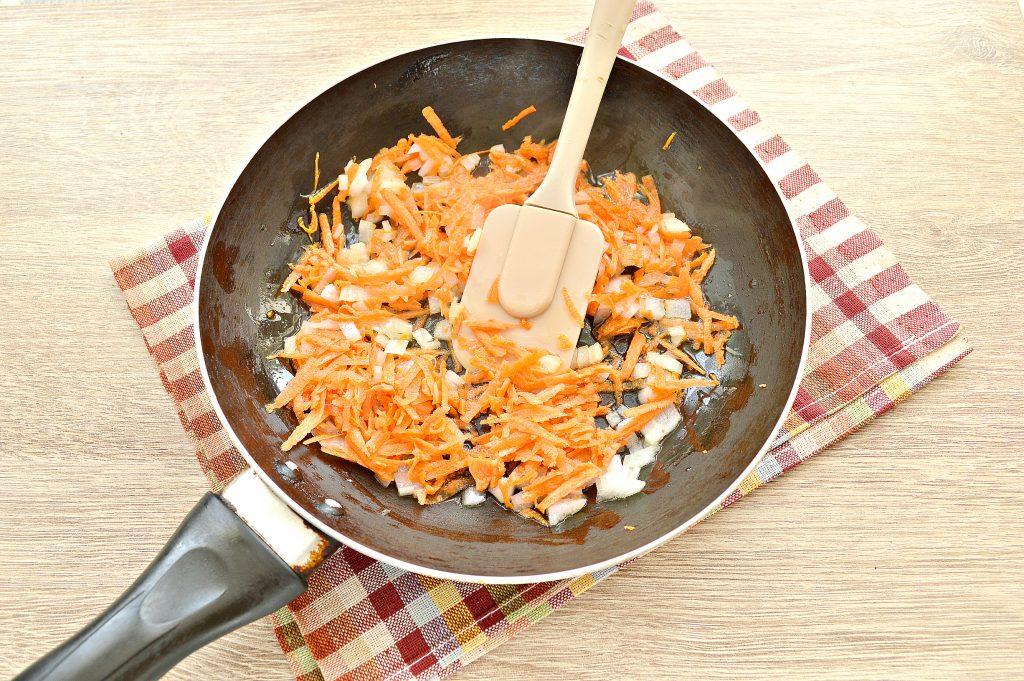 Фото рецепта - Гороховый суп со свининой - шаг 4