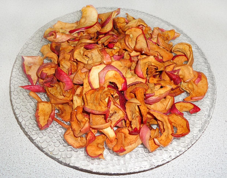Как правильно сушить яблоки