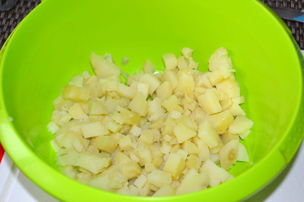 Фото рецепта - Классический салат Винегрет - шаг 1