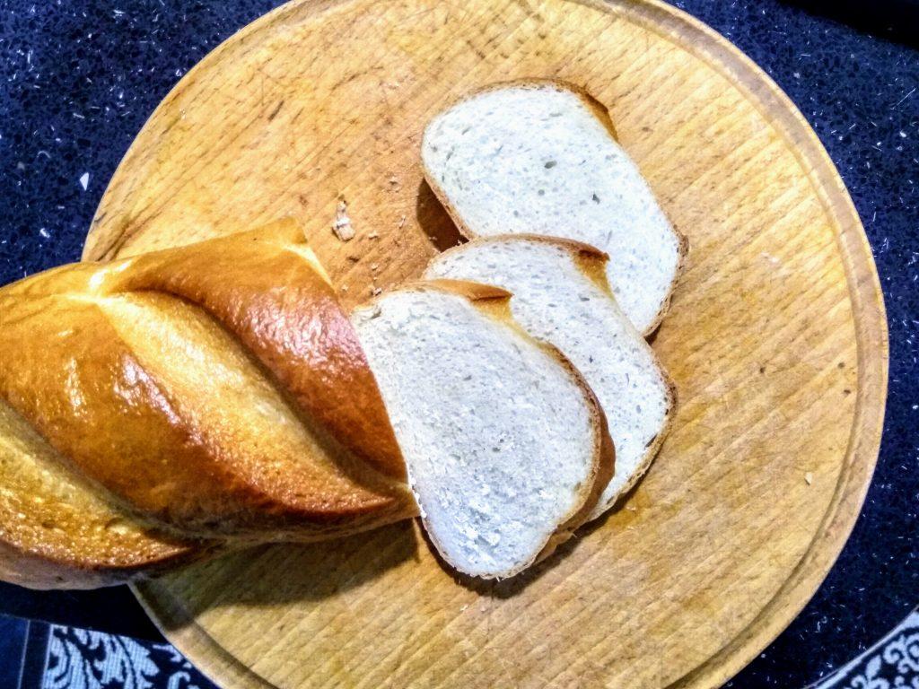 Фото рецепта - Горячие бутерброды «Минутка» - шаг 1