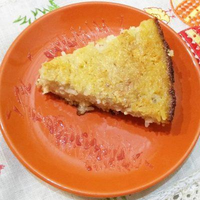 Нежный тыквенно-банановый тарт - рецепт с фото