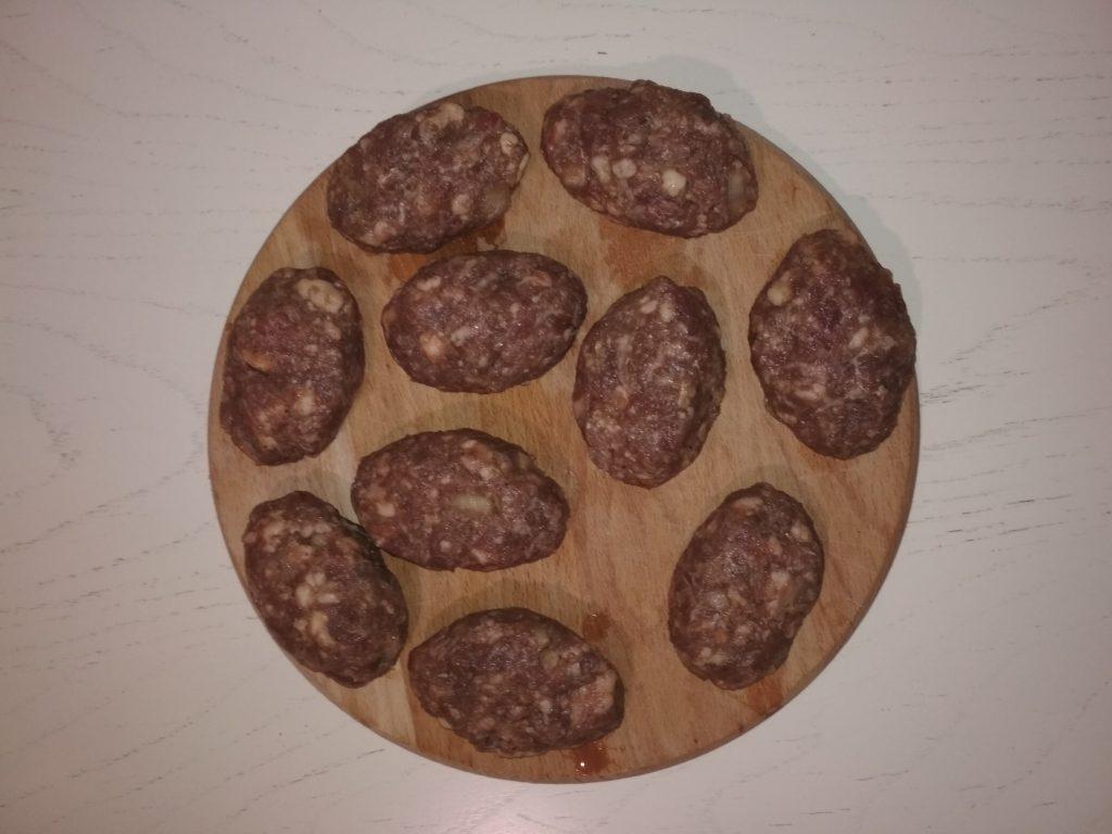 Фото рецепта - Котлеты на молоке из говяжьего фарша - шаг 5
