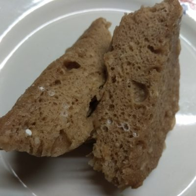 Фото рецепта - Кекс в кружке с какао и кокосовой стружкой (на молоке) - шаг 6