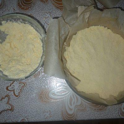 Фото рецепта - Королевская ватрушка с вишневой начинкой - шаг 6