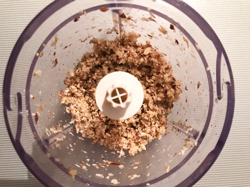 Фото рецепта - Диетические шоколадные конфеты ПП - шаг 2