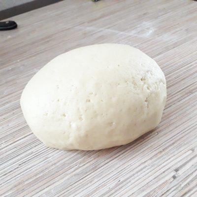 """Фото рецепта - Печенье с начинкой """"Двойная сгущенка"""" - шаг 6"""