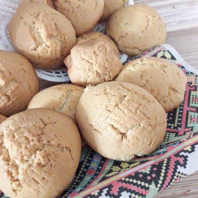 """Печенье с начинкой """"Двойная сгущенка"""" - рецепт с фото"""