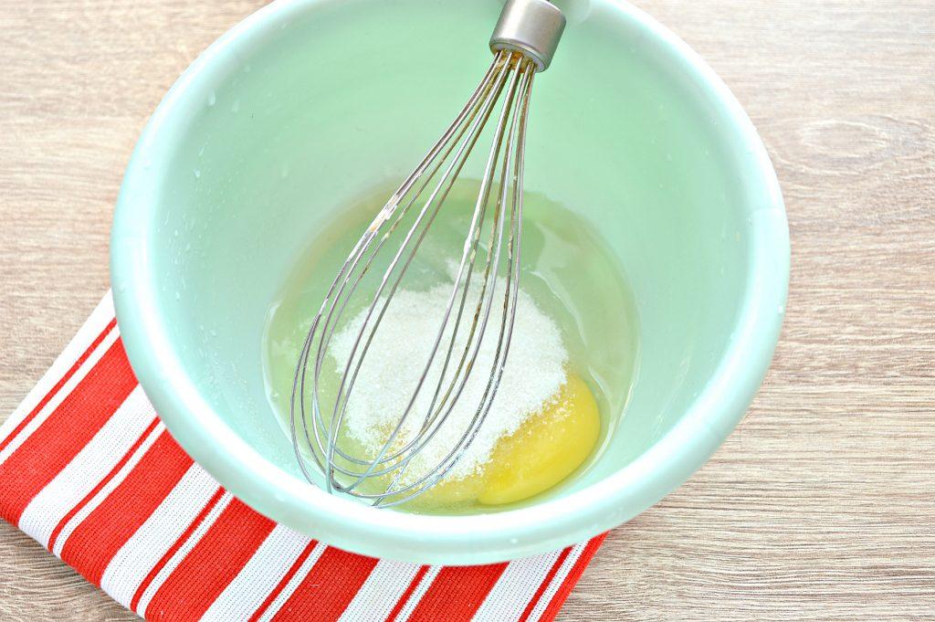 Фото рецепта - Блины с дырочками на сметане - шаг 1
