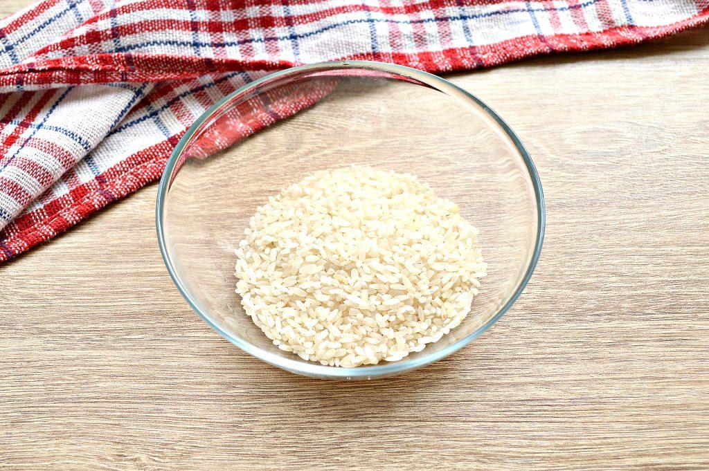 Фото рецепта - Рисовый суп с ветчиной - шаг 3