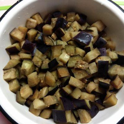 Фото рецепта - Суп-пюре из баклажанов на рыбном бульоне - шаг 2