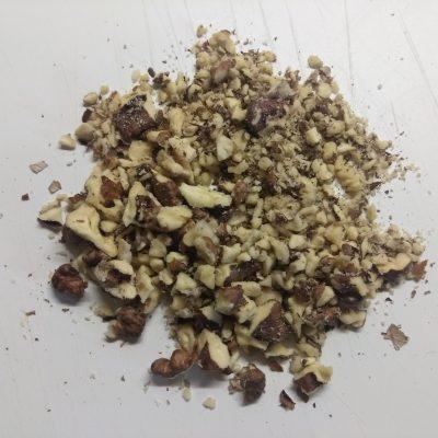 Фото рецепта - Яблоки, фаршированные грецкими орехами, смородиной и творогом - шаг 2