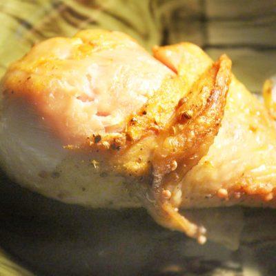Куриные голени в горчичном маринаде с паприкой, в рукаве - рецепт с фото