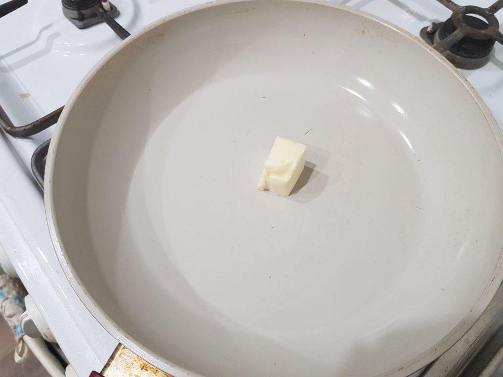 Фото рецепта - Мороженное с жаренными бананами, орехами и шоколадом - шаг 1