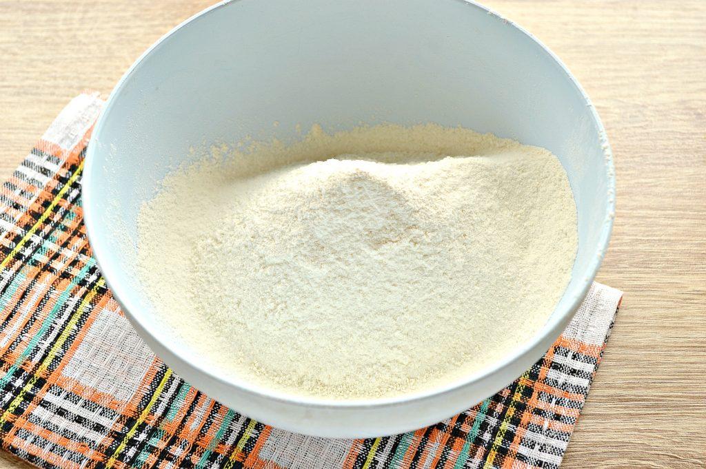 Фото рецепта - Быстрое тесто для пельменей и вареников на майонезе - шаг 1