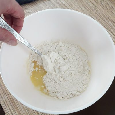 Фото рецепта - Домашняя лапша с курицей - шаг 5