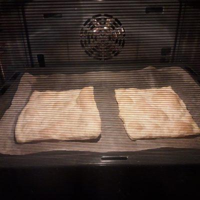 """Фото рецепта - Торт """"Наполеон"""" с заварным кремом - шаг 9"""