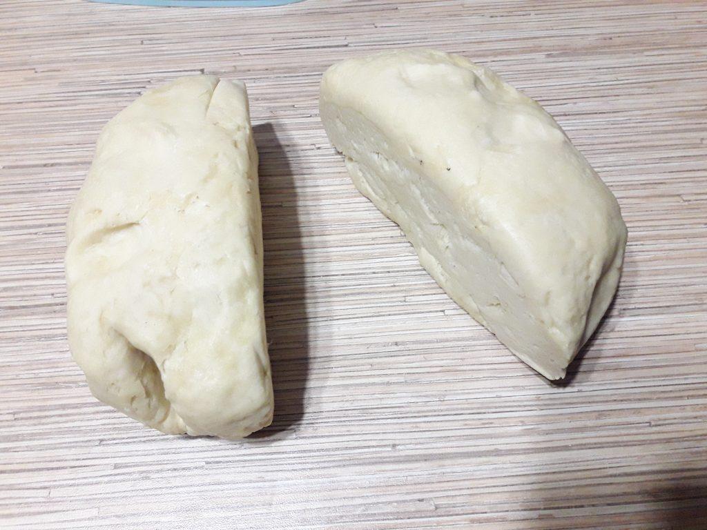 Фото рецепта - Французские булочки из дрожжевого теста с сахаром - шаг 6