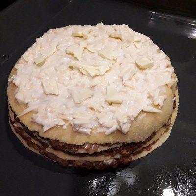 Фото рецепта - Лазанья с фаршем и сыром - шаг 8