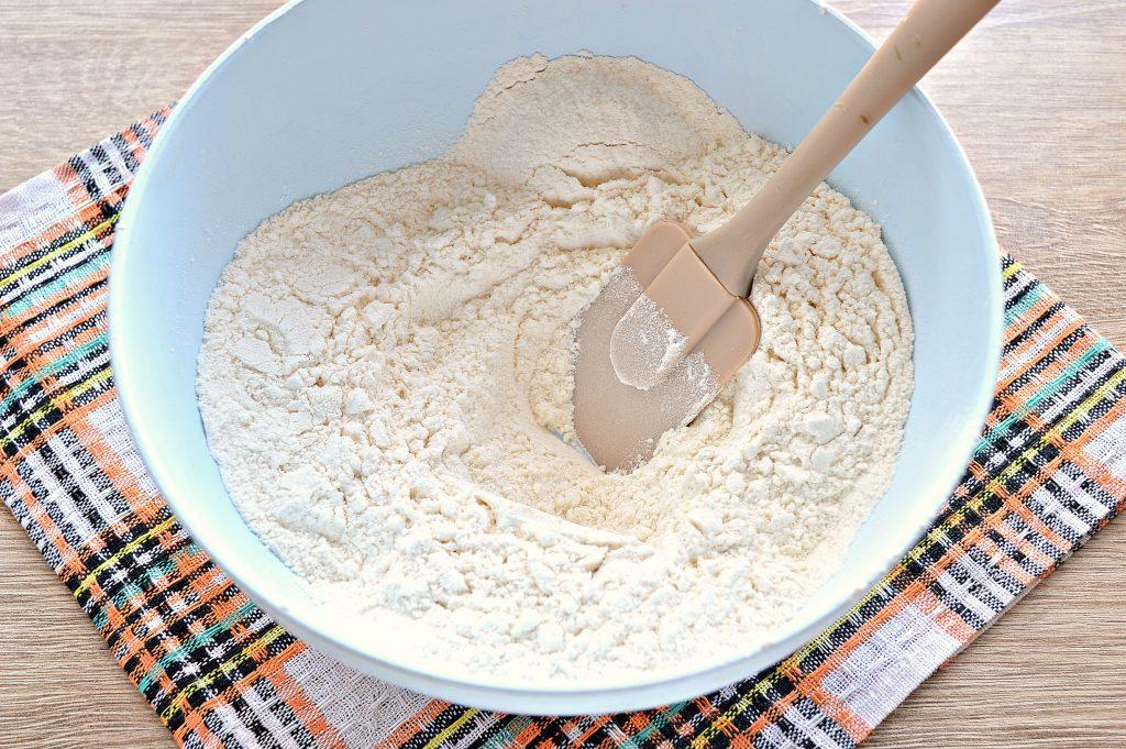 Фото рецепта - Заварное дрожжевое тесто для домашней выпечки - шаг 3