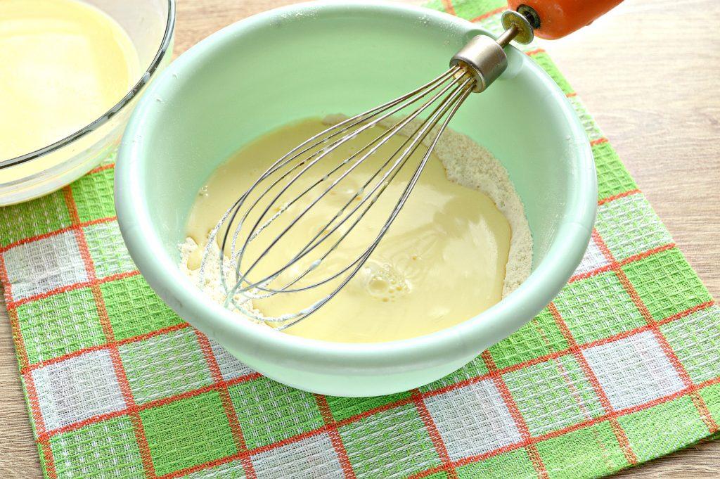 Фото рецепта - Блинчики тонкие по-французски - шаг 4