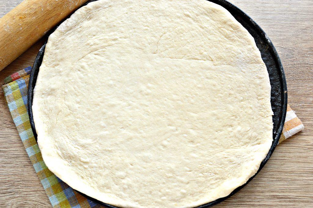 Фото рецепта - Мясной пирог с рисом - шаг 4