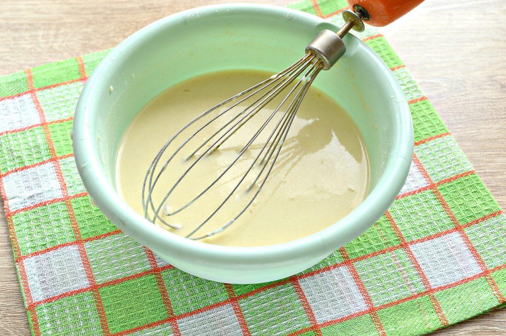 Фото рецепта - Блинчики тонкие по-французски - шаг 5