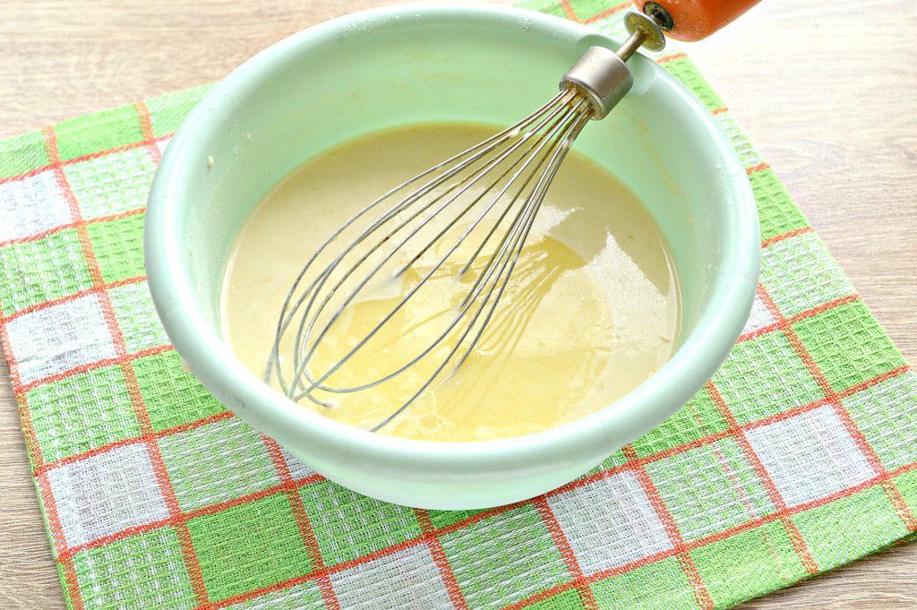 Фото рецепта - Блинчики тонкие по-французски - шаг 7