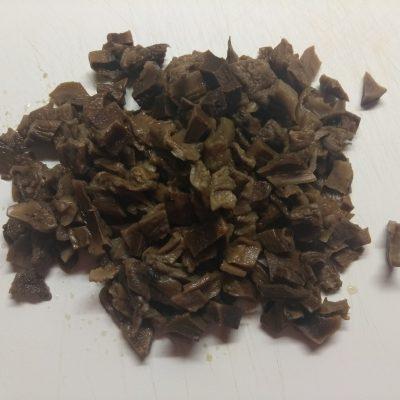 Фото рецепта - Перец болгарский, фаршированный картошкой и лесными грибами - шаг 3