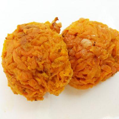 Запеченные морковные котлеты - рецепт с фото
