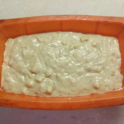 Фото рецепта - Яблочный кекс с корицей и мускатным орехом - шаг 5