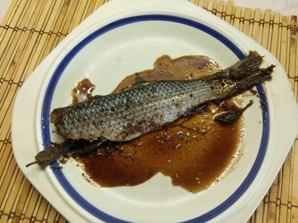Фото рецепта - Пеленгас, маринованный в соевом маринаде - шаг 6