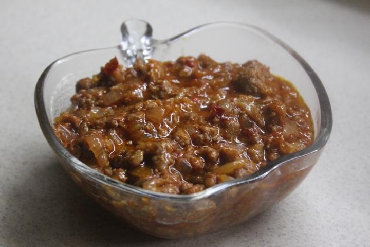 """Фото рецепта - """"Болоньезе"""" из говядины – вкусный соус для пасты - шаг 7"""
