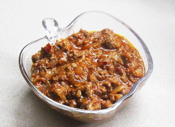 """""""Болоньезе"""" из говядины – вкусный соус для пасты"""