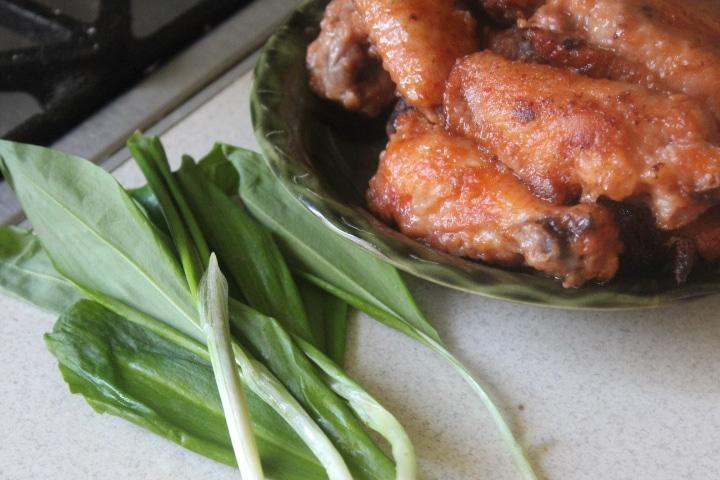 Фото рецепта - Острые куриные крылышки с чили в соевом соусе - шаг 7