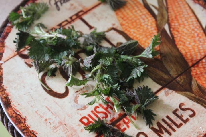Фото рецепта - Запеченные шампиньоны с зеленью - шаг 4
