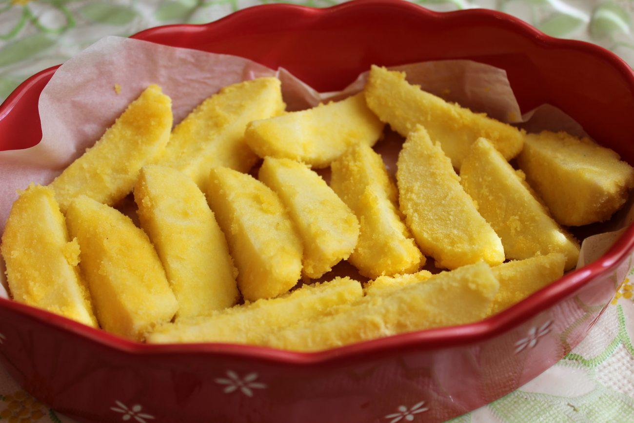 Картофель по-деревенски, запеченный