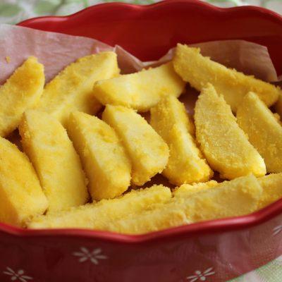 Картофель по-деревенски, запеченный - рецепт с фото
