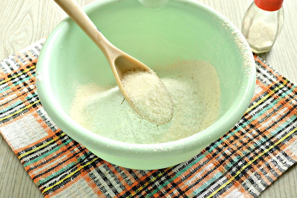 Фото рецепта - Блинчики без яиц на молоке (с крахмалом) - шаг 2