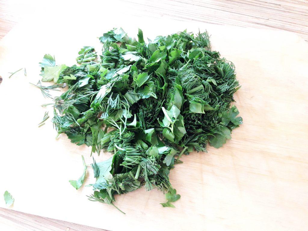 Фото рецепта - Салат с тунцом и стручковой фасолью - шаг 3