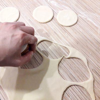 Фото рецепта - Домашние хинкали - шаг 6