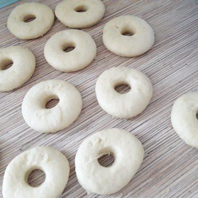 Фото рецепта - Донатс – американские пончики (жареные) - шаг 6