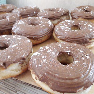Донатс – американские пончики (жареные) - рецепт с фото