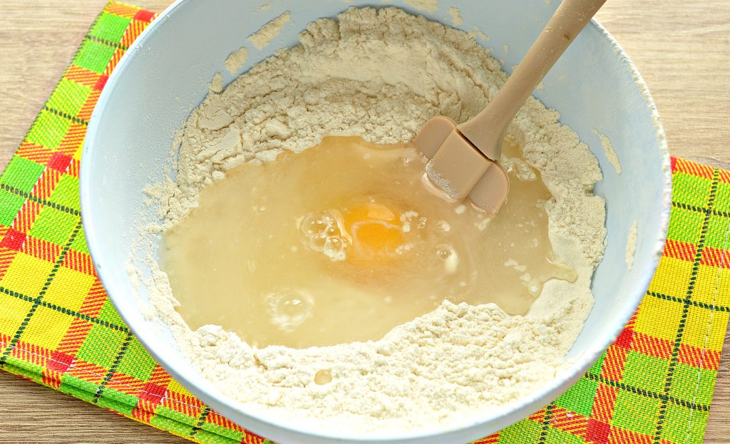 Фото рецепта - Классическое тесто для пельменей - шаг 4