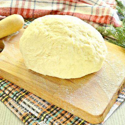 Тесто для вареников на кислом молоке - рецепт с фото