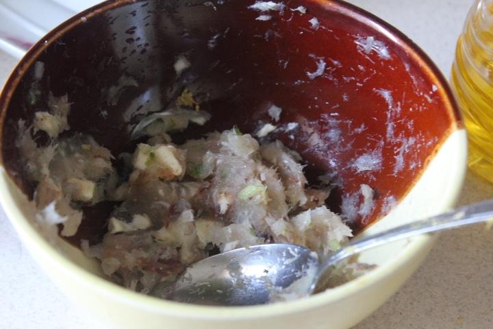 Фото рецепта - Домашние рыбные палочки - шаг 2