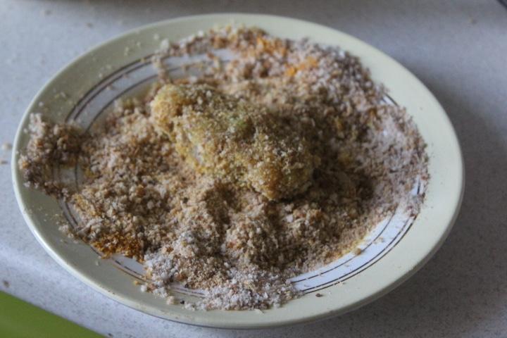 Фото рецепта - Домашние рыбные палочки - шаг 3