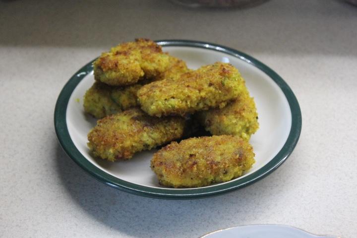 Фото рецепта - Домашние рыбные палочки - шаг 4