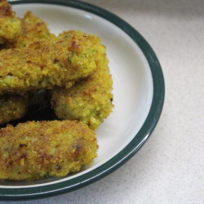 Домашние рыбные палочки - рецепт с фото