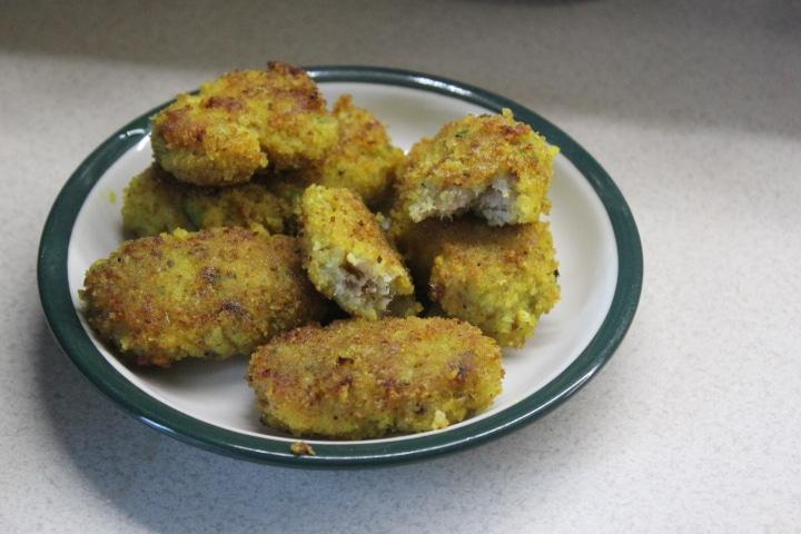 Фото рецепта - Домашние рыбные палочки - шаг 5
