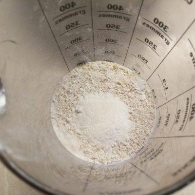 Фото рецепта - Овсяное печенье с изюмом - шаг 1